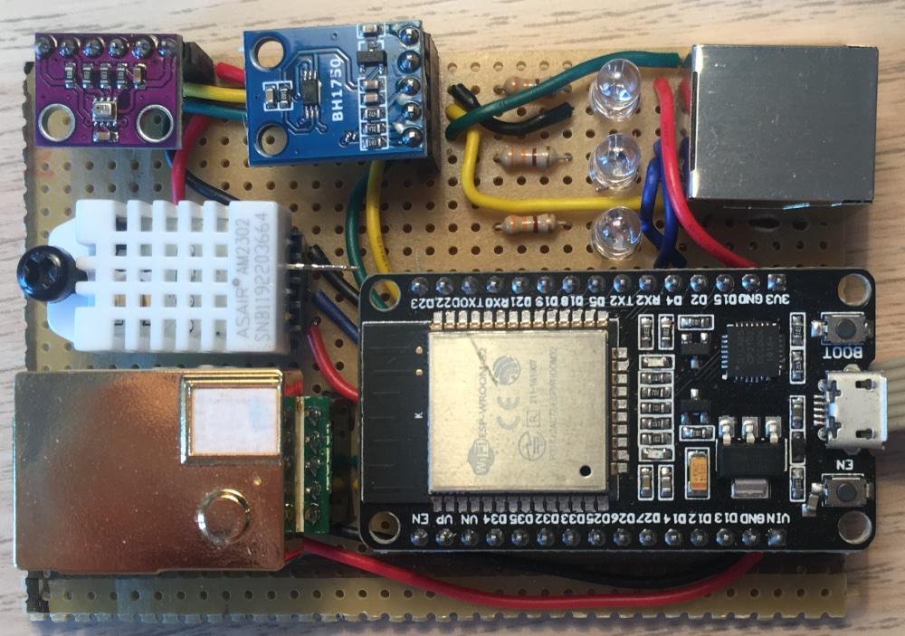 Homclimate V2 sensors